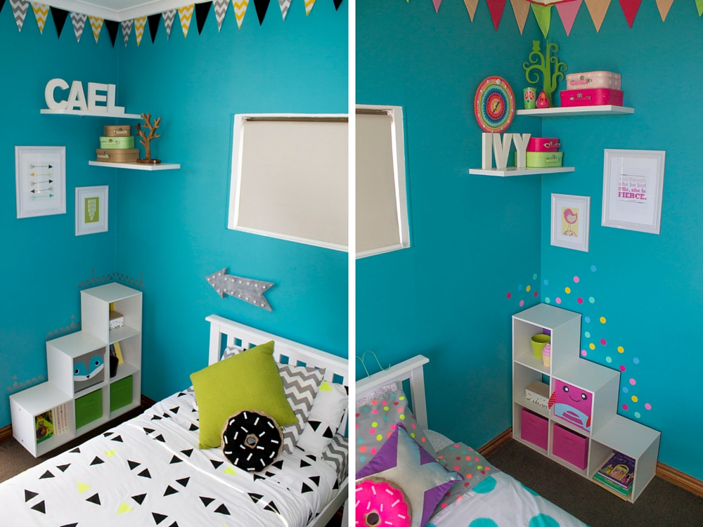 kids room makeover 2