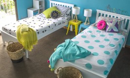 Kid's Room Makeover Post #2: Siblings sharing a room? Here's how to make that work