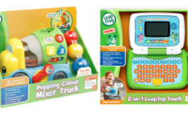 Win 1 of 3 LeapFrog Prize Packs!